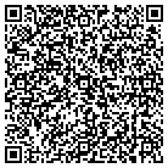 QR-код с контактной информацией организации Бюро переводов «Создік», Частное предприятие