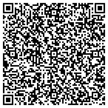 QR-код с контактной информацией организации Прокат автомобилей