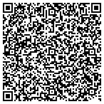 """QR-код с контактной информацией организации Бюро переводов """"Фридж"""""""