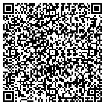 QR-код с контактной информацией организации АЖУР, МАСТЕРСКАЯ