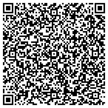 QR-код с контактной информацией организации ООО Студия детского праздника.
