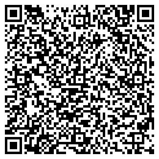 QR-код с контактной информацией организации ДОСТАР
