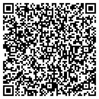 QR-код с контактной информацией организации ЗАО АОРА