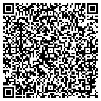 QR-код с контактной информацией организации p&g