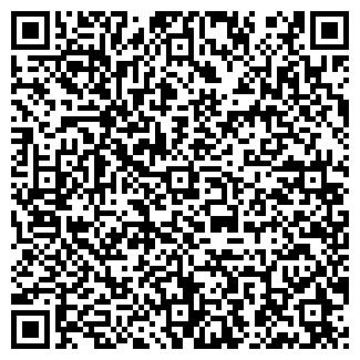 QR-код с контактной информацией организации КЛВ, ООО