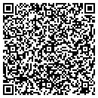 QR-код с контактной информацией организации Телур, ООО