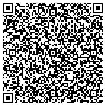 QR-код с контактной информацией организации Автомобиль и Сервис, ЧУП
