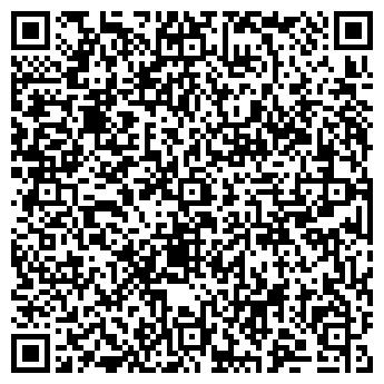 QR-код с контактной информацией организации Мультимоторс, ИП
