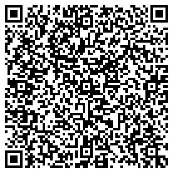 QR-код с контактной информацией организации Техноген, ЧТУП