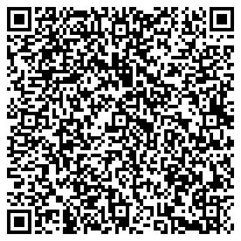 QR-код с контактной информацией организации Севен (Seven), ИП