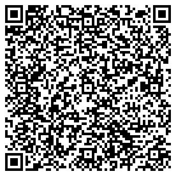 QR-код с контактной информацией организации Инденторг, ЧУП