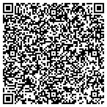 QR-код с контактной информацией организации Мегасервис-авто, ООО
