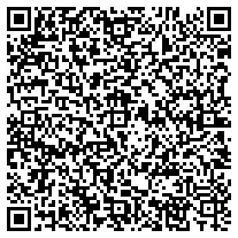 QR-код с контактной информацией организации Анвамир, ТЧУП