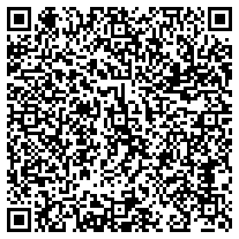 QR-код с контактной информацией организации Детский квартал