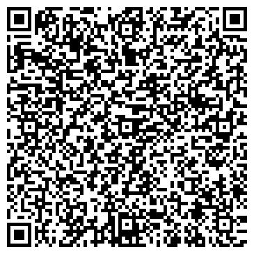 QR-код с контактной информацией организации КЛУБ ПУТЕШЕСТВИЙ TRAVELLAND