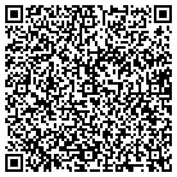 """QR-код с контактной информацией организации агентство """"Эдельвейс"""""""