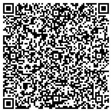 QR-код с контактной информацией организации ГОСТИНИЦА ОАО ВОЛГОГРАДСКИЙ АЛЮМИНИЙ