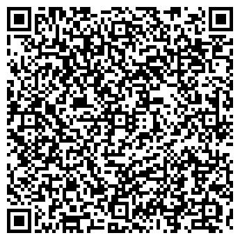 QR-код с контактной информацией организации ГОСТИНИЦА ПРИ ГУВД