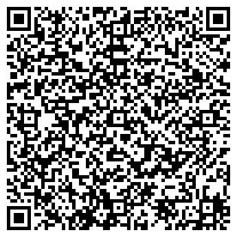 QR-код с контактной информацией организации Зеленая долина