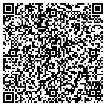 QR-код с контактной информацией организации ООО «Азия-Трансбуд»
