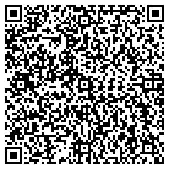 QR-код с контактной информацией организации Кинг Авто, ООО
