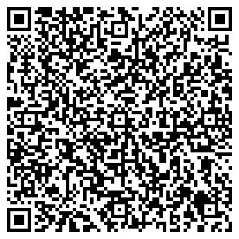 QR-код с контактной информацией организации СТО Газ, ООО