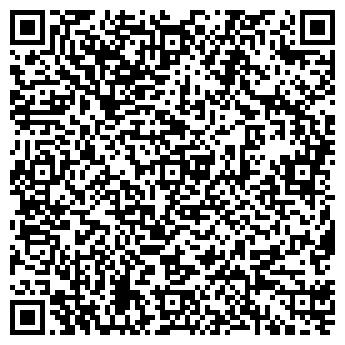 QR-код с контактной информацией организации Автосервис Субару, ООО
