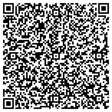 QR-код с контактной информацией организации АвтоИнтерьер, ЧП