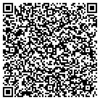 QR-код с контактной информацией организации Vip style , ЧП