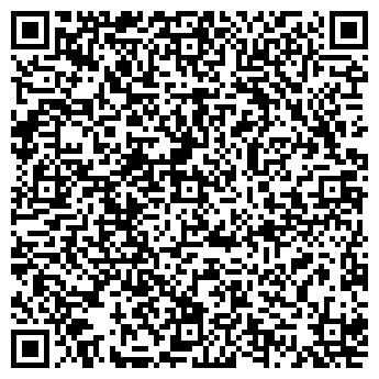 QR-код с контактной информацией организации СТО Клаус, компания