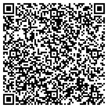 QR-код с контактной информацией организации М Клуб, СПД (m club)