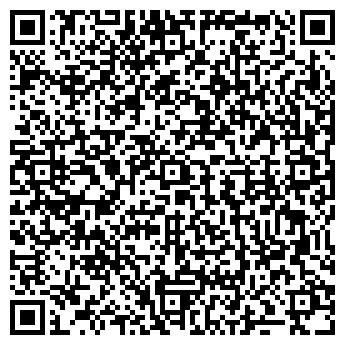 QR-код с контактной информацией организации Мега, ЧП