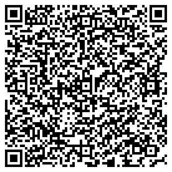 QR-код с контактной информацией организации Автотехник, ООО