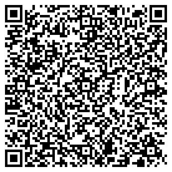 QR-код с контактной информацией организации АвтоФест, ООО