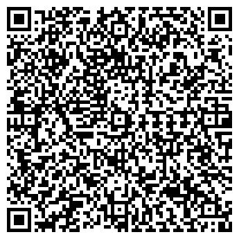 QR-код с контактной информацией организации Лаки-рент, ООО
