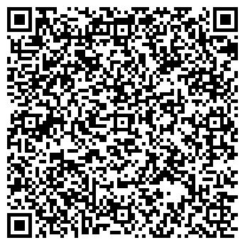QR-код с контактной информацией организации ГУЩИН А. А., ЧП