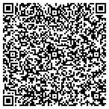 QR-код с контактной информацией организации Мега-автосервис, ЧП