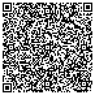 QR-код с контактной информацией организации Омега-мотор сервис, ООО