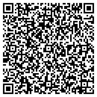 QR-код с контактной информацией организации СТО, ЧП