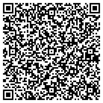 QR-код с контактной информацией организации СТО Вектор, ЧП