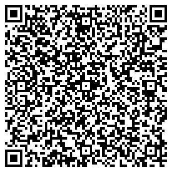 QR-код с контактной информацией организации Мотошоп (MOTOSHOP), ООО