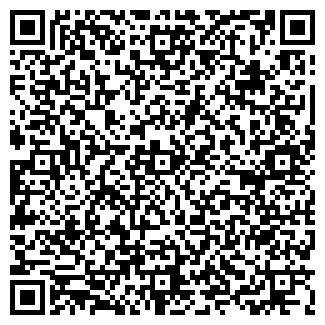 QR-код с контактной информацией организации ПЕТУШОК