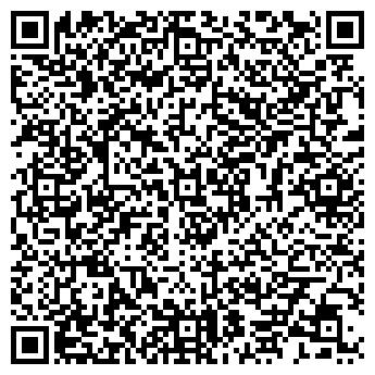 QR-код с контактной информацией организации Децибел, ЧП