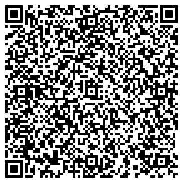QR-код с контактной информацией организации СТО, автомастерская LVS SERVIS, ЧП
