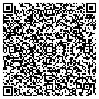QR-код с контактной информацией организации Линия звука, ИП