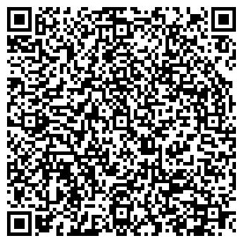 QR-код с контактной информацией организации Добрый кот, ИП