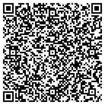 QR-код с контактной информацией организации Кононец, ИП