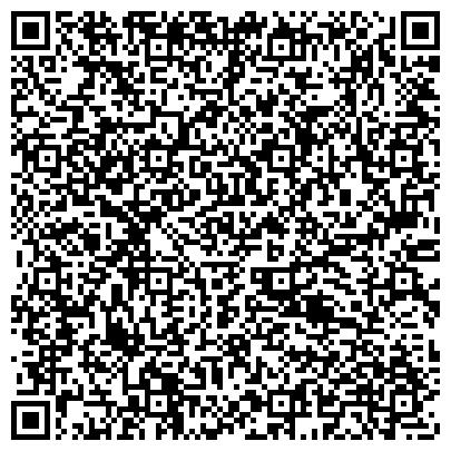 QR-код с контактной информацией организации Автобусы и специальная техника плюс Казахстан, ТОО