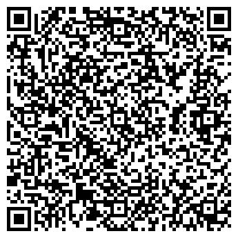 QR-код с контактной информацией организации Прокат автомобилей, ИП