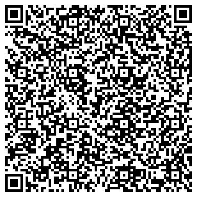 QR-код с контактной информацией организации АВС, ТРК, ООО